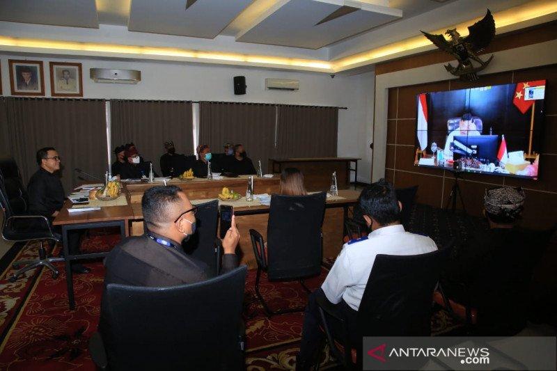 Luhut ajak kementerian bergerak cepat kembangkan Banyuwangi