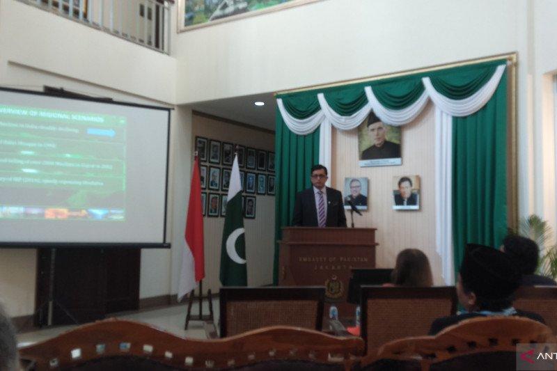 Pakistan soroti posisi hukum sengketa Jammu, Kashmir