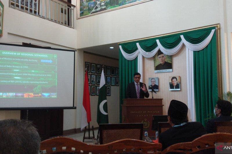 Dubes: RI-Pakistan bangun kerja sama bilateral produktif