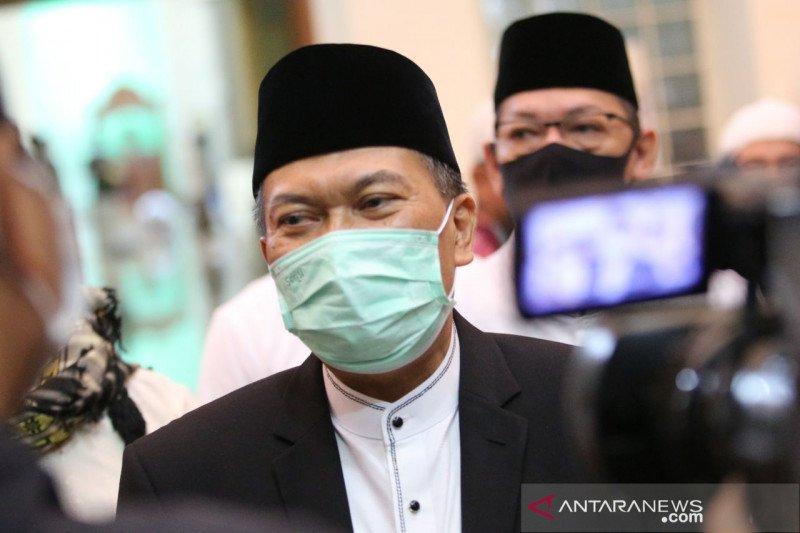 Pemkot Bandung terapkan denda Rp100 ribu bagi warga tak bermasker