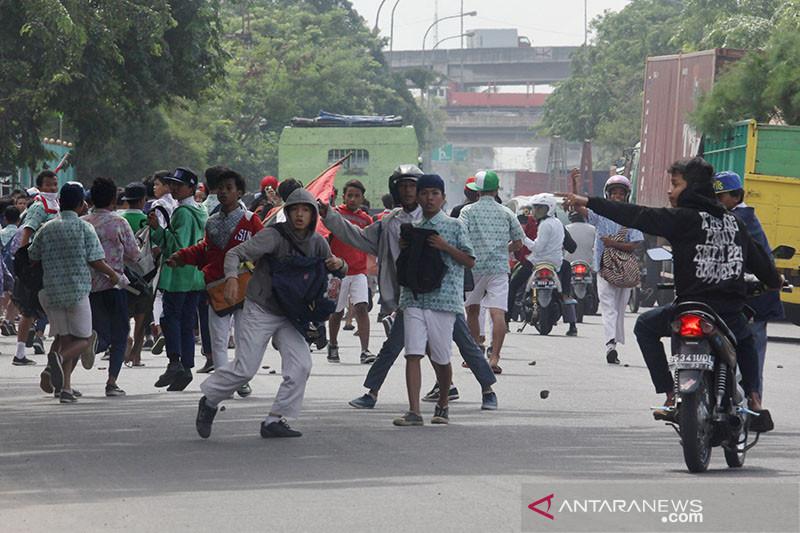 Polisi: Tawuran di Kota Bambu Utara disebabkan ingin eksis di medsos
