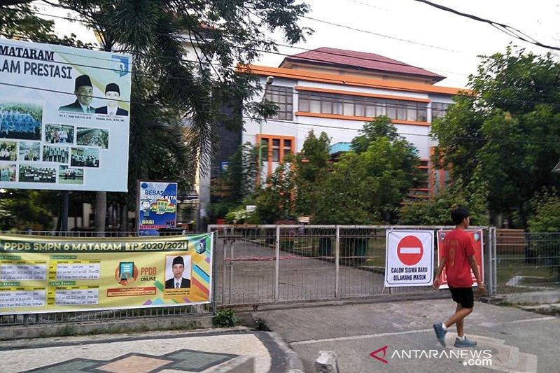 Tanpa izin Gugus Tugas, sekolah tatap muka di Mataram tak dibuka