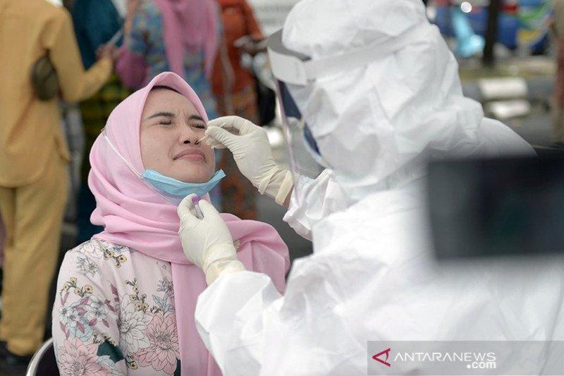 Cegah COVID-19, Riau gencarkan tes usap massal jelang HUT RI