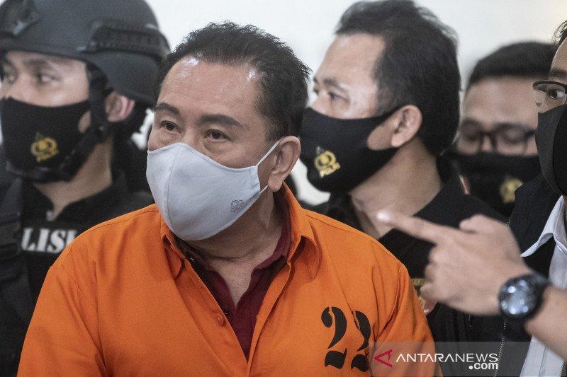 Kemarin, penahanan Djoko Tjandra dipindah hingga aset Nurhadi disita