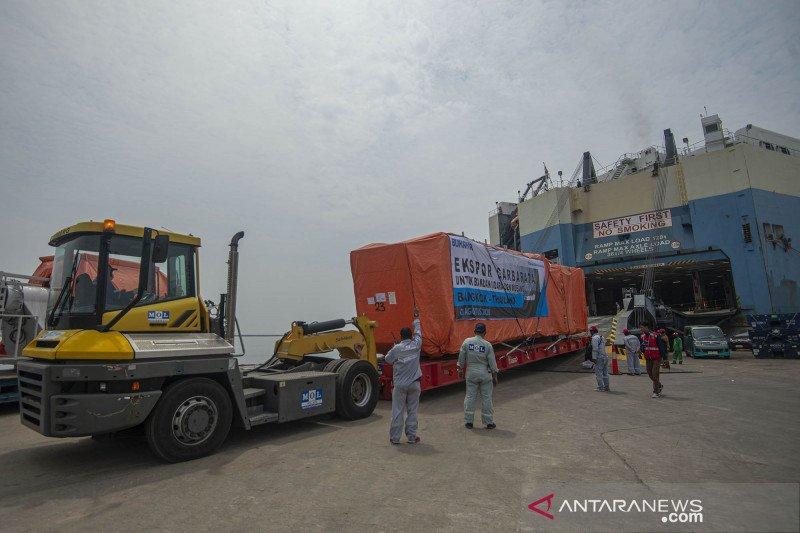 Bukaka ekspor 33 unit garbarata ke Thailand