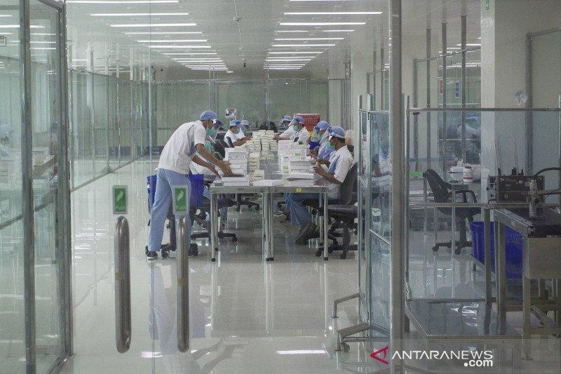 Bio Farma telah memproduksi 90,1 juta dosis vaksin COVID-19