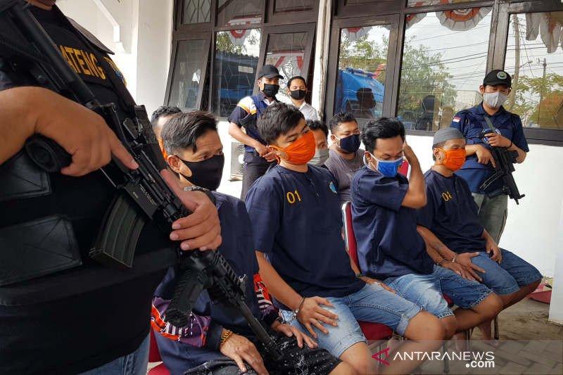 BNN Jateng tangkap 30 tersangka kasus narkotika di semester pertama