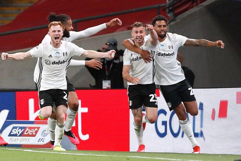 Fulham kembali ke Liga Premier setelah menangkan final playoff