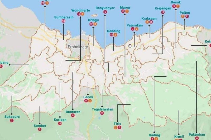 Pasien sembuh dari COVID-19 di Probolinggo capai 82,75 persen