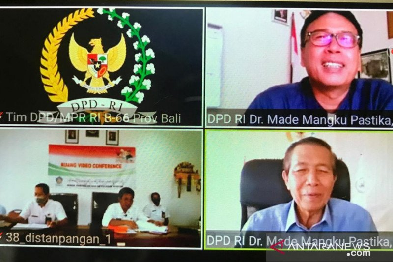 Anggota DPD: Adopsi teknologi untuk tarik minat pemuda jadi petani