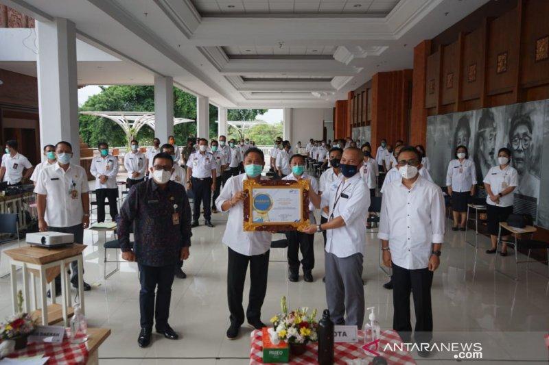 Denpasar raih penghargaan nasional BPS atas sukses pelaksanaan SP