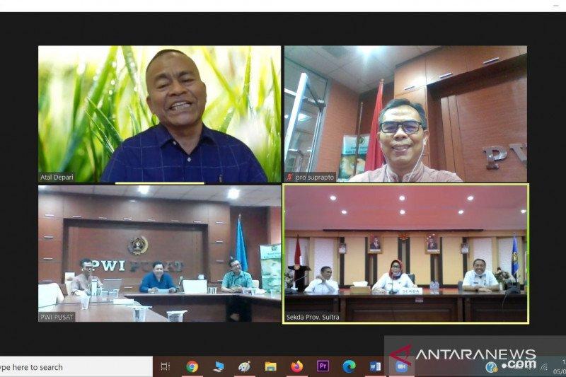 Sulawesi Tenggara tuan rumah rangkaian peringatan HPN 2022