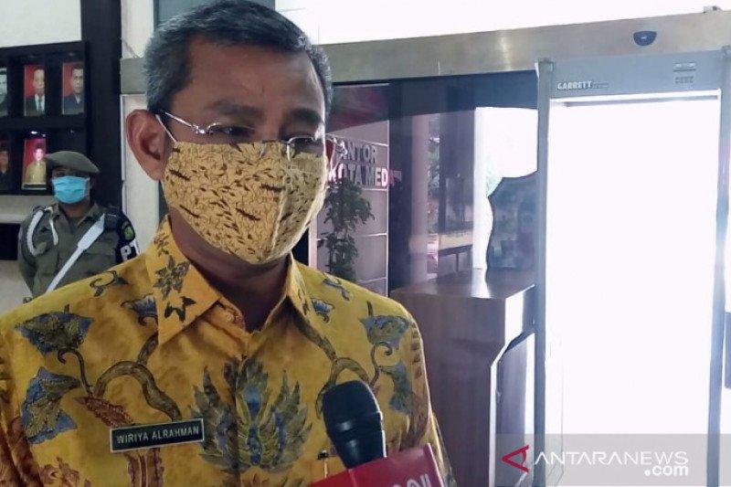 Kontak erat Plt Wali Kota Medan Akhyar Nasution jalani tes swab