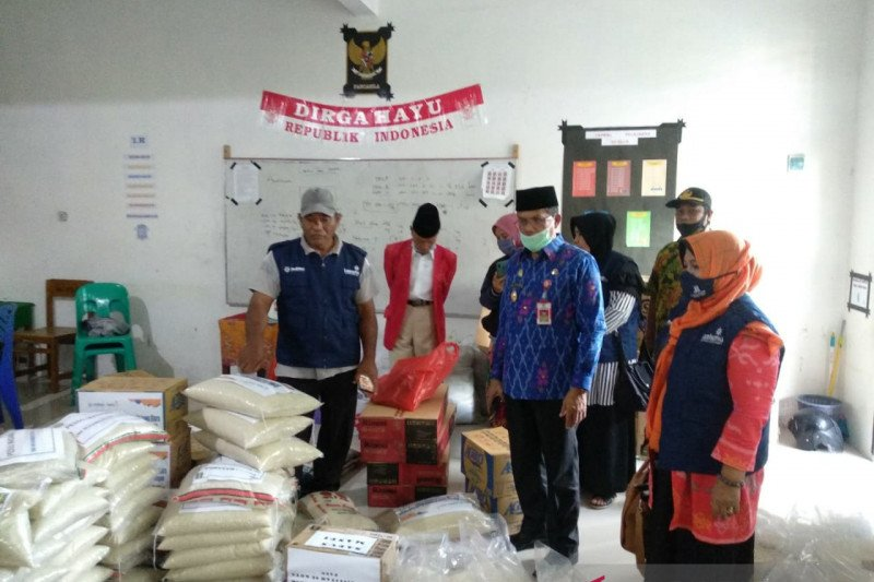Bantu korban banjir Masamba, Muhammadiyah Sulteng kirim dua ton beras