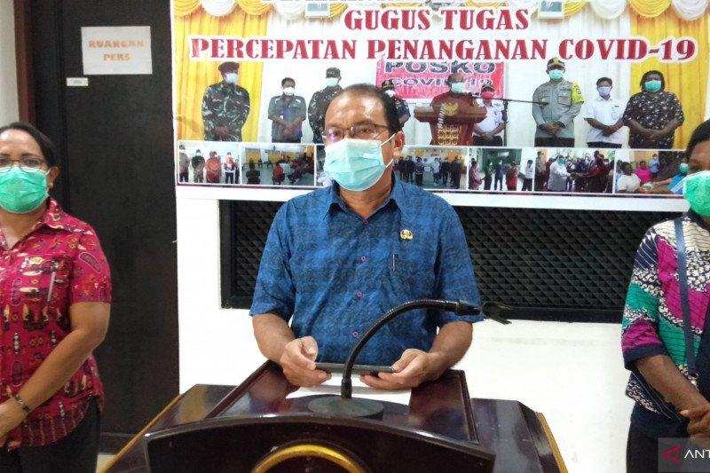 Bertambah 21, positif COVID-19 Kota Sorong-Papua Barat naik 233 kasus