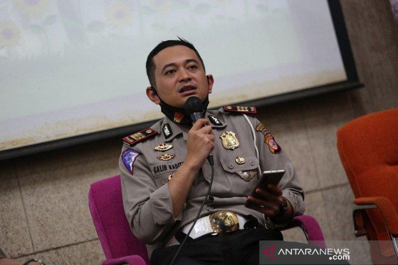 Polrestabes Bandung tindak 12.138 pelanggar saat Operasi Patuh Lodaya