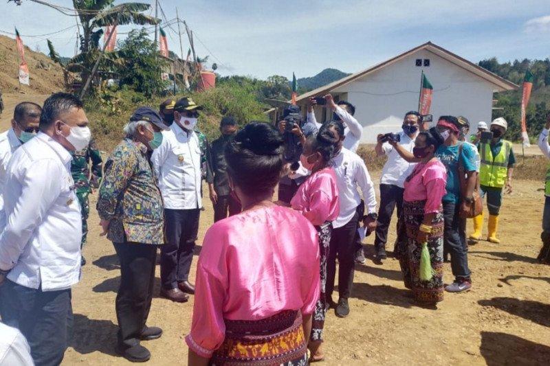 Menteri PUPR harapkan pembangunan Bendungan Napung Gete cepat selesai