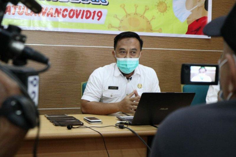 Pasien COVID-19 asal Jombang dirawat di Rumah Isolasi Pontianak