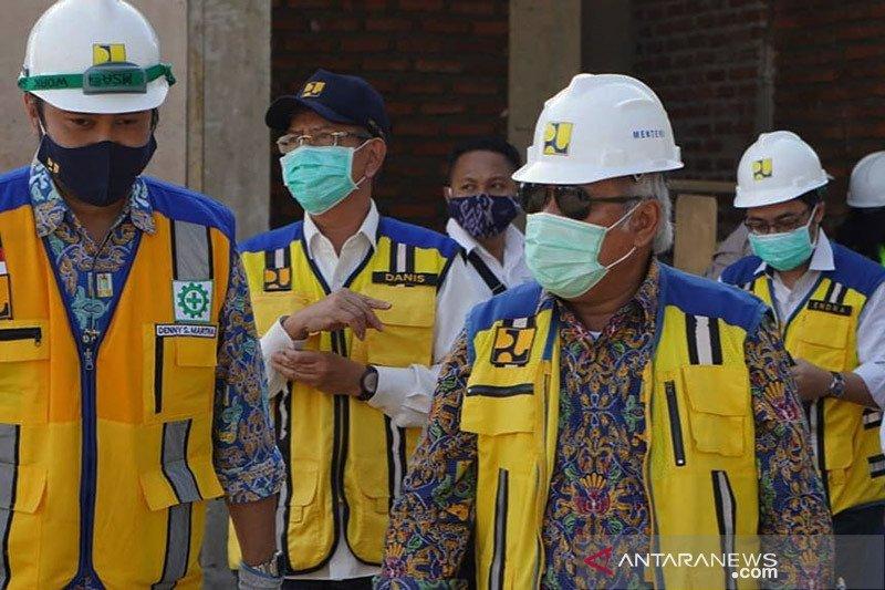 Menteri PUPR apresiasi progres pembangunan di Labuan Bajo