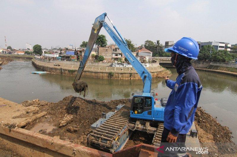 Anggaran penanggulangan banjir Jakarta