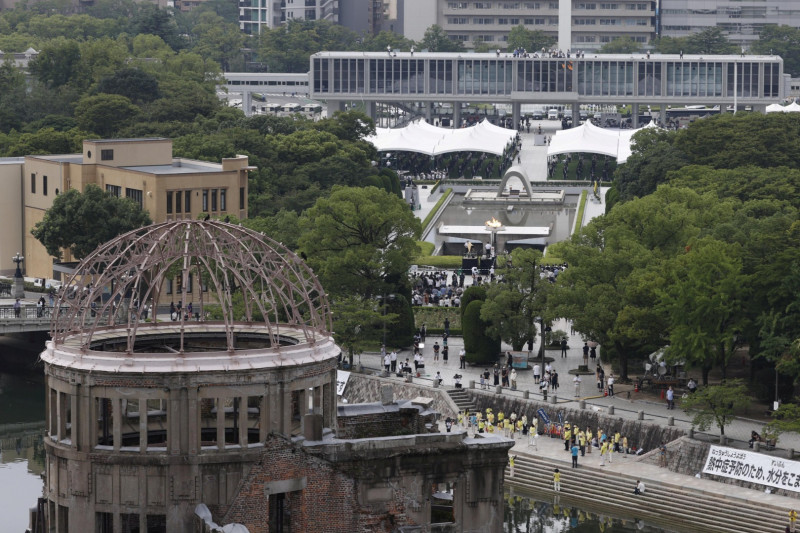 Hiroshima Jepang akan gelar tes PCR berskala besar