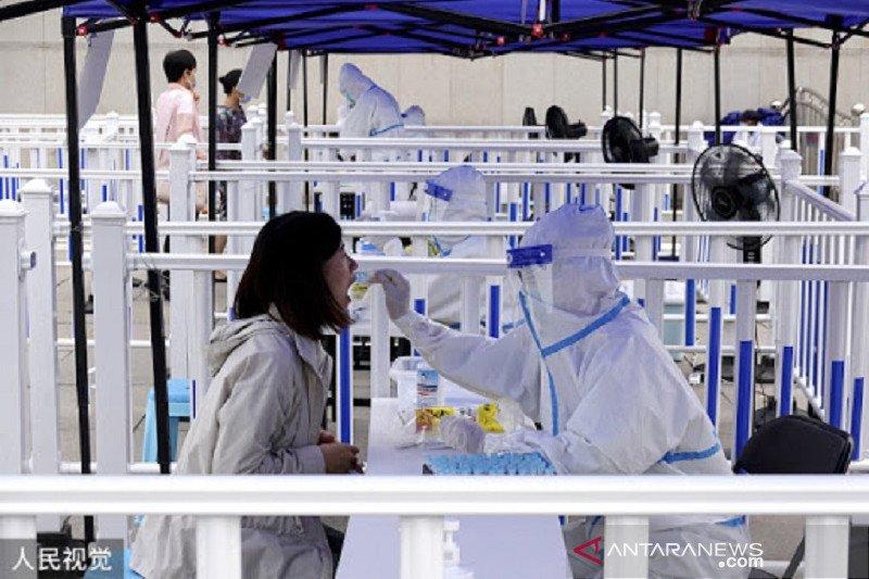 23 kasus baru corona terdeteksi di China