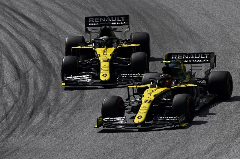 Ricciardo yakin peringkat tiga konstruktor memungkinkan bagi Renault