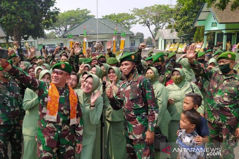 Letkol Kav Ricky Arinuryadi pimpin Kodim 0608 Cianjur