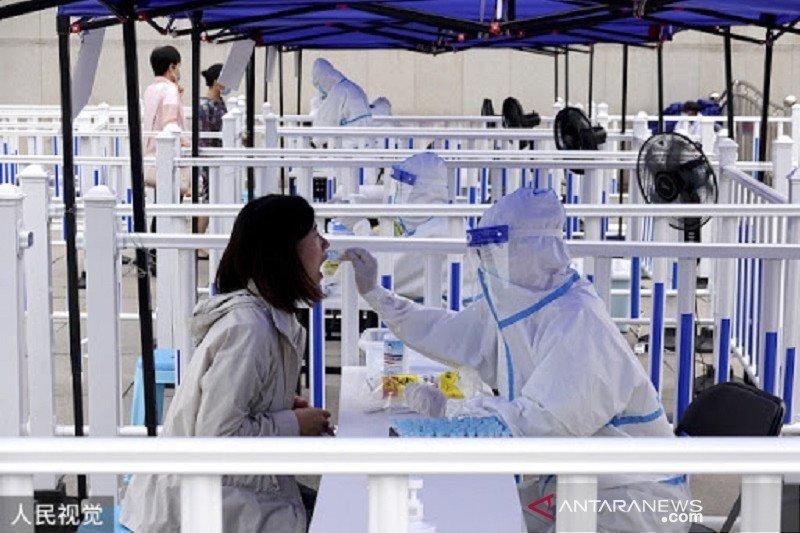 Tsinghua University luncurkan mobil lab COVID-19 berbasis 5G