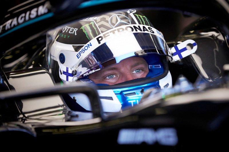 Bottas perpanjang kontrak dengan Mercedes hingga 2021
