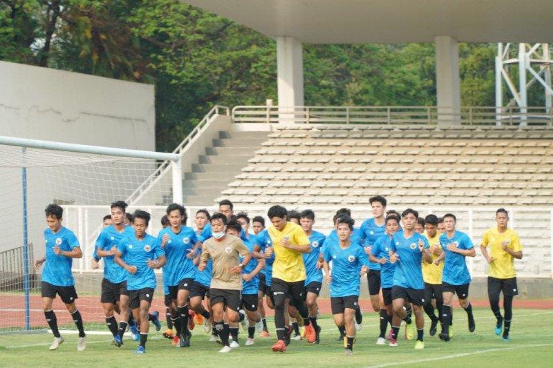 Shin Tae-yong sejalan dengan PSSI soal penundaan latihan timnas
