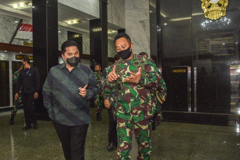 Komite Penanganan COVID-19 libatkan TNI AD tanggulangi pandemi