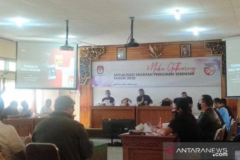 KPU Bali larang pendaftaran calon bupati bawa gamelan baleganjur