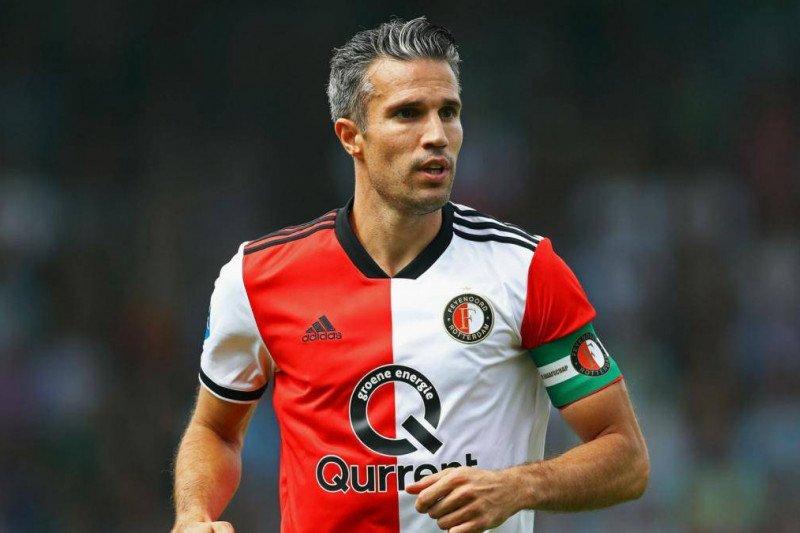 Robin van Persie resmi jadi staf pelatih Feyenoord