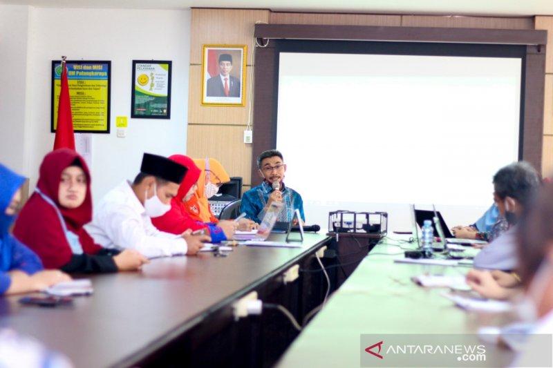 UM Palangkaraya targetkan raih akreditasi institusi A