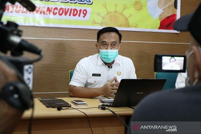15 titik singgah pasien COVID-19 asal Jombang dilacak Dinkes Pontianak