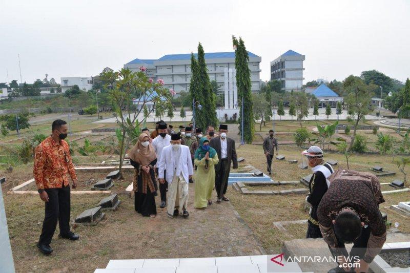Wapres Ma'ruf Amin berziarah ke makam Aria Wangsakara