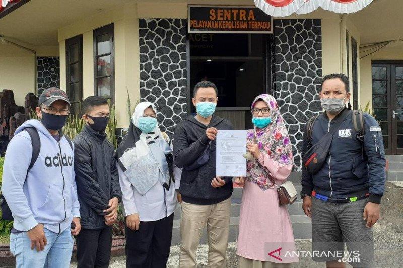 Puluhan orang di Cianjur laporkan pengembang perumahan bodong