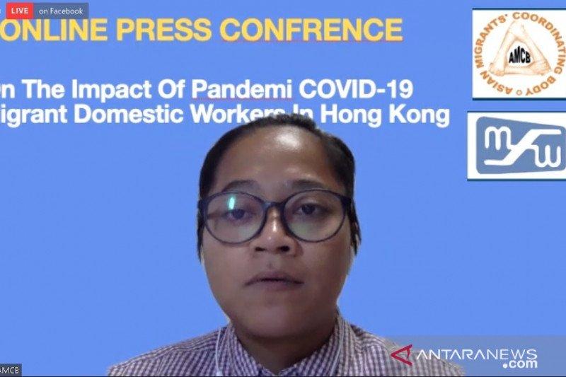 AMCB: Ada paranoia COVID-19 terhadap PRT migran di Hong Kong