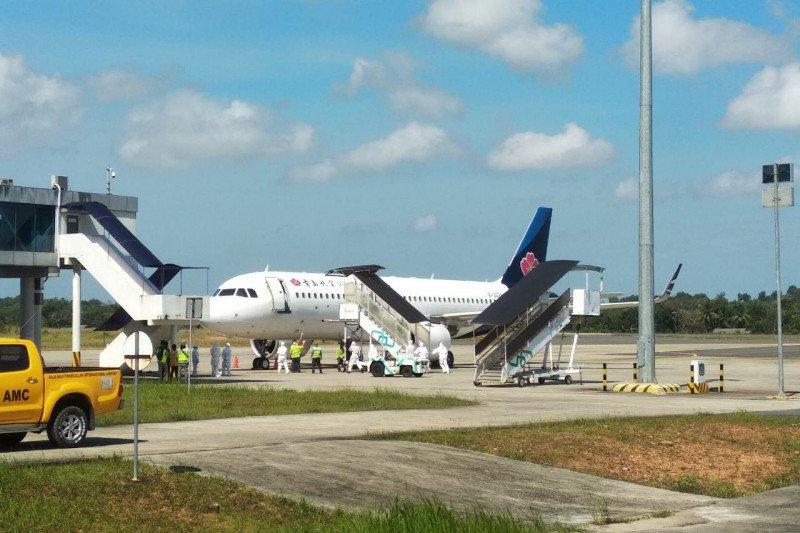 325 TKA China masuk ke Bintan hari ini