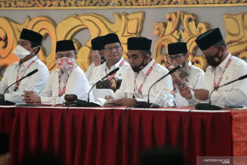 Gerindra DKI: Dukungan Prabowo jadi ketum 2020-2025 sudah sejak Maret