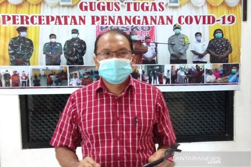 Di Sorong-Papua Barat, satu pasien positif dan dua probable meninggal