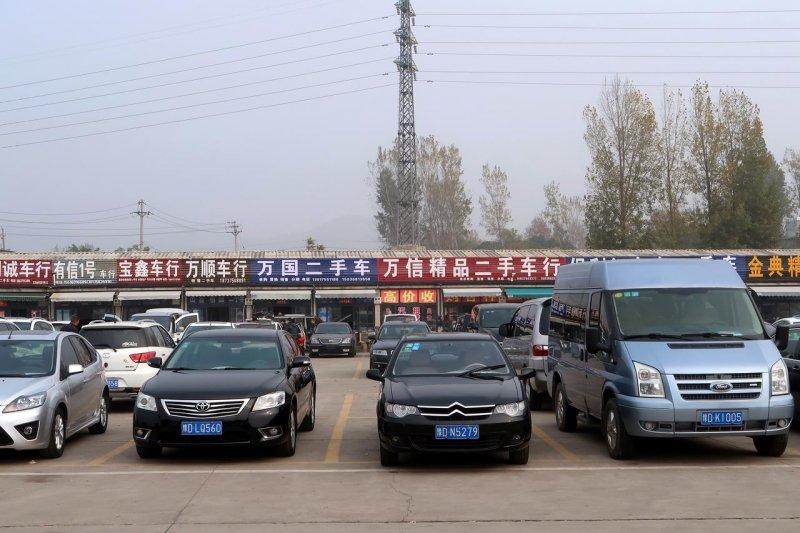 Penjualan mobil bekas di China naik 4,41 persen pada Juni