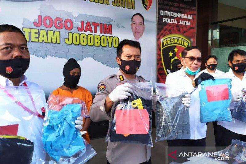 Polda Jatim tangkap oknum anggota LSM pengeroyok dokter di Banyuwangi