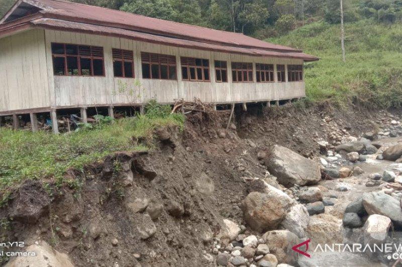 Mimika undang berbagai pihak bahas penanganan bencana Aroanop