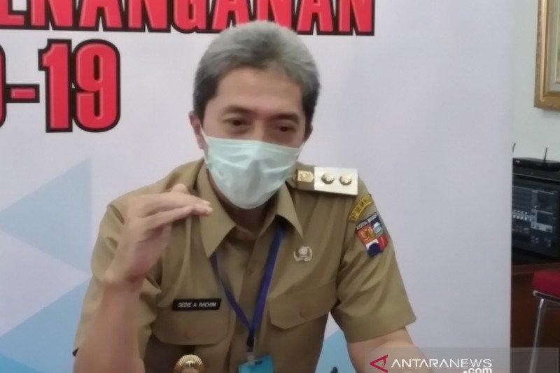 Kasus positif COVID-19 di Kota Bogor 36 orang dalam tiga hari