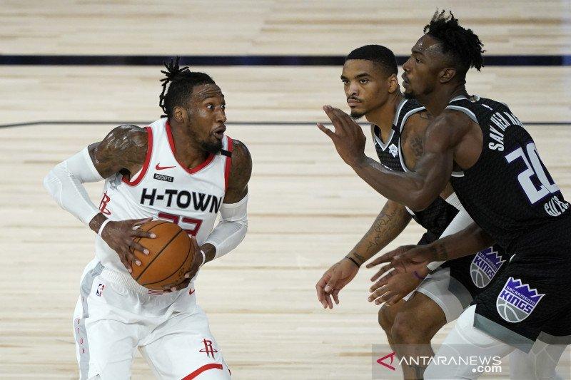 NBA:  Houston Rockets kalahkan Sacramento Kings 129 - 112