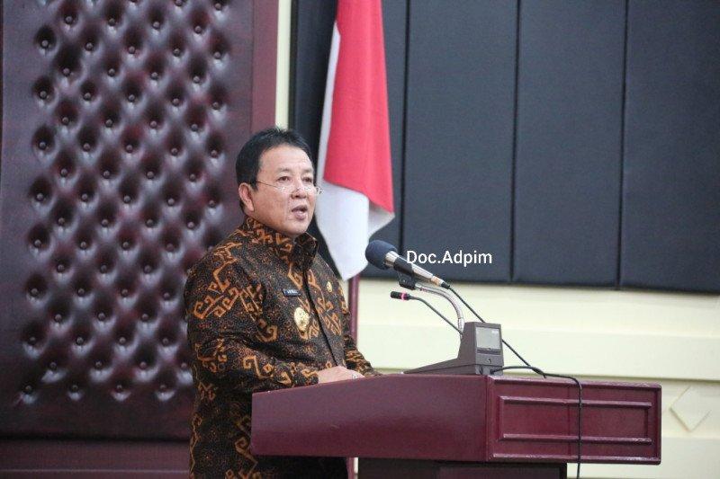 Gubernur: Wakil Bupati Waykanan positif COVID-19