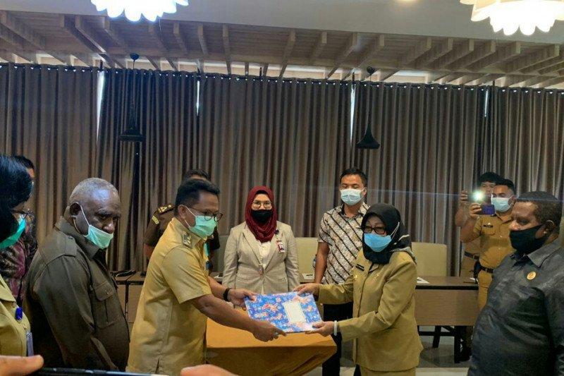 KPK apresiasi penyerahan aset RSUD Rp98 miliar ke Kota Sorong