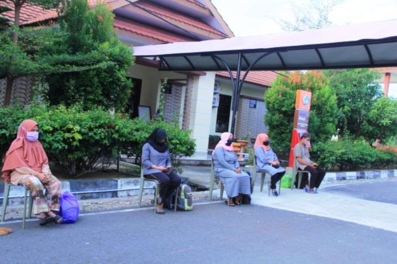 Tujuh pasien COVID-19 di Majene dinyatakan sembuh